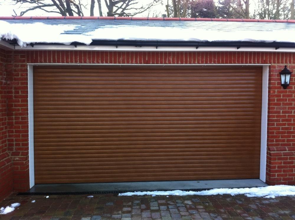 Roller Garage Doors From Brown Security Installations
