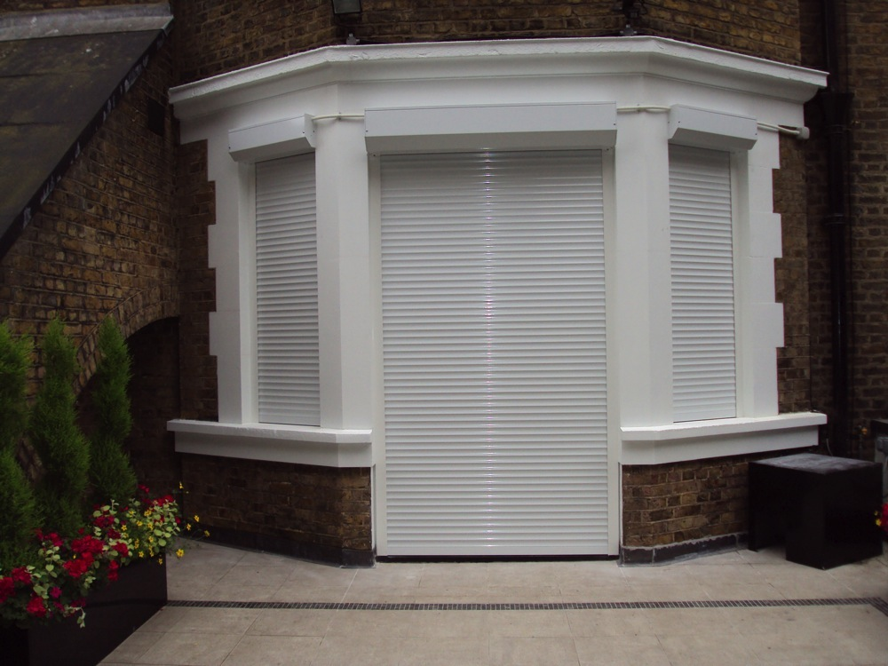 Roller Shutters By Brown Security Installations